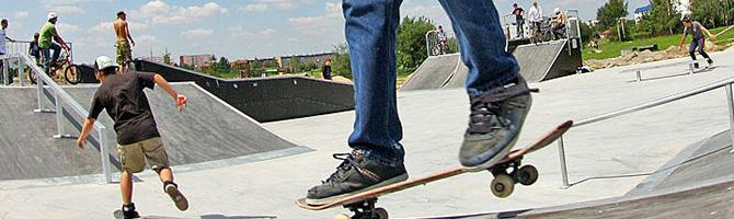 Techramps skate ramps